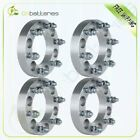 4Pcs 125 6x55 Wheel Spacers for Chevrolet Colorado 2006 2007 2008 2009 2010