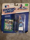 1989 Kenner Starting Lineup Tim Raines - Montreal Expos
