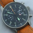 FORTIS AUTOMATIC CHRONOGRAPH REF 597.10.141.2 40 MM LIMITED EITION 200 UNITS ICC