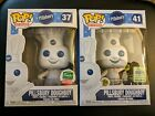 Funko Pop Ad Icons PILLSBURY DOUGHBOY ECCC Shared Exclusive And Funko Shop