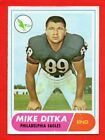 Mike Ditka Cards, Rookie Card and Autographed Memorabilia Guide 5
