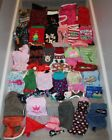 Lot of 41 XS Small Dog Clothes Harness Collar Toys Diapers Coats Dresses Holiday