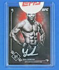 2018 Topps UFC Museum Collection MMA Cards 9