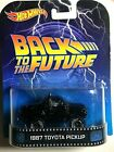 Hot Wheels Retro Entertainment Back To The Future 1987 Toyota Pickup 164