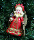 Hallmark Red Queen Madame Alexander Christmas Ornament Alice Free USA Shipping