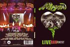POISON - LIVE, RAW & UNCUT [DVD/CD] (CD, 2007, SWEET CYANIDE) VIDEO & CD WOW