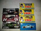 1 64 Nascar Diecast 7 Car Lot