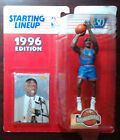 1996 Starting Lineup Basketball Larry Johnson Extended Series  Sealed - 44