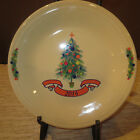 FIESTA FIESTAWARE 2014 DILLARDS EXCLUSIVE CHRISTMAS TREE COLLECTORS PLATE- NEW!