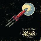 ANGELS OR KINGS - Go Ask the Moon! / New CD 2016 / Hard Rock / STRUTZ / U.K.