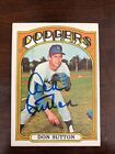 Don Sutton Baseball Cards and Autographed Memorabilia Guide 27