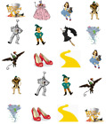 Wizard of Oz Waterslide Water Transfer Nail Decals Nail art