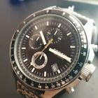 FOSSIL CH2599 CHRONOGRAPH QUARTZ 43MM WATCH *NO RESERVE* BIG! GREAT CONDITION!