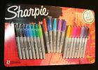 Sharpie Fine Point 21 Count Permanent Markers Assorted Colors