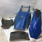 2007 Husaberg KTM Fe 450 501 650 FS E Fender Set Front Rear mudflaps video#136