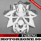 Unpainted ABS Fairing Bodywork Kit For Suzuki GSX-R600 GSXR 750 2008-2010 09 K8