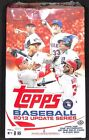2013 Topps Baseball Update Series Sealed Hobby Box