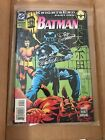 AUTOGRAPHED COMIC BOOK BLOWOUT Batman Knights End Part One Numbered Signed