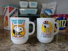 Snoopy for President Fire King Mugs - 1980 Collectors Series no. 3