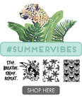 MoYou London Nail Stamping Plate Summervibes Summer loving SCI FI Collections