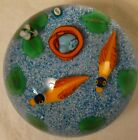 William Manson Paperweight Ducks on a Pond Limited Edition 7 of 10