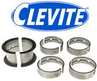 Clevite Ms429p Crankshaft Main Bearings Set For Chevy 265 283 327 Small Journal