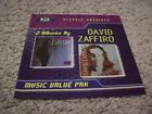 David Zaffiro - The Other Side / In Scarlet Storm CD *RARE* Bloodgood Stryper