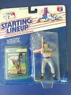 1989 Starting Lineup Baseball Tom Brookens, Sealed
