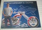 SPORTS Memorabilia Dale Earnhardt Jr Sunoco/Orange County Chopper Postcard 2007.