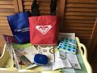 WEIGHT WATCHERS LOT POINTS PLUS CALCULATOR DIARY WEEKLY MAGAZINES ETC ROXY BAG