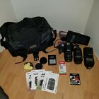 Canon EOS Rebel T1i EOS 500D 151MP Camera with Lots of Extras