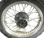 01 Kawasaki KLR650 Rear Wheel Rim STRAIGHT (no tire) 17 x 2.5
