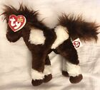TY Thunderbolt Horse Beanie Baby Plush Toy Mint Condition & Tags 2006