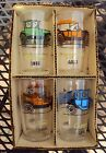 HAZEL ATLAS GLASS Vintage 4 piece set