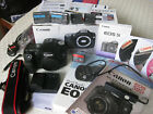 Canon EOS 50D DSLR Body in Excellent Condition 12,175 Shutter Actuations Boxed