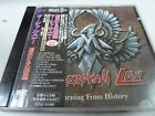 Marshall Law ‎– Warning From History  1999  1ST RARE JAPAN OBI PRESS CD !