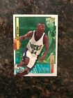 Ray Allen Rookie Cards and Memorabilia Guide 30