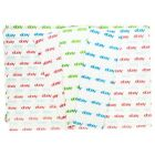 NEW EDITION Red Green and Blue eBay Branded Tissue Paper Multi Pack 20 x 30