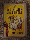 Vintage Antique 1945 First Edition by Pocket Books 400 Million Customers Book