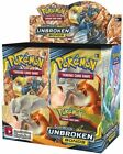 Unbroken Bonds Booster Pack Pokemon Sun and Moon New Sealed 1x Booster Pack