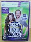 The Biggest Loser Ultimate Workout Xbox 360 Requires Kinect THQ Sealed