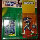 Starting Lineup Action Figure New 1994 Edition Seattle Seahawks Rick Mirer