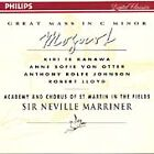 Mozart - Mass in C Minor -Marriner (CD, Sep-1994, Philips/BMG) New Sealed