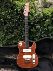 2014 Rukavina Model T Hand built Telecaster Guitar Mint with Hardshell Case USA