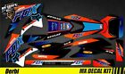 Kit Deco Motorcycle for / MX Decal Kit for Derbi 50 - Fox