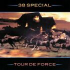 Tour de Force by .38 Special (CD, Oct-1990, A&M) *NEW* *FREE Shipping*