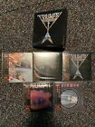 Triumph AIRAC Japan CD Box Set w/5 Mini LP CDs  Sealed In Original Cellophane