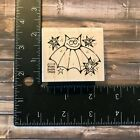 Whipper Snapper Designs Halloween Bat Whipper Snapper Rubber Stamp