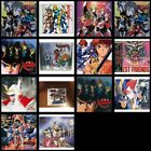 RONIN WARRIORS Soundtrack 14 CD JAPAN Yoroiden Samurai Gun Rou Sei Ran Hen I Jin