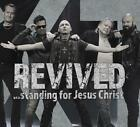 XT - REVIVED: STANDING FOR JESUS CHRIST (CD, 2019) Jerusalem, Narnia, Leviticus